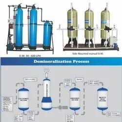 Demineralization Plant (DM Plant)