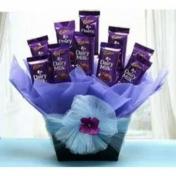Dairy Milk Chocolate Bouquet, For Gift Purpose