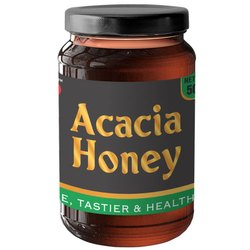 Avni's Acacia Natural Flavoured Honey, Packaging Type: Jar, Packaging Size: 500g