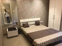 Bedroom Interior Designing, Work Provided: Wood Work & Furniture
