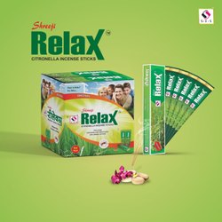 Shreeji Relax Citronella Incense Stick