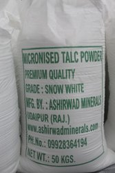 High Aspect Ratio Talc Powder For Plastics