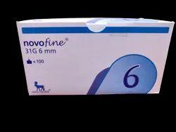 Novo Fine 31G 6 mm