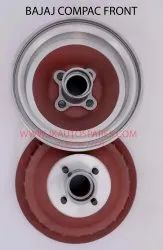 Brake Drum for BAJAJ COMPAC FRONT