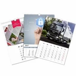 Paper Calendar Printing Services, in Local Area