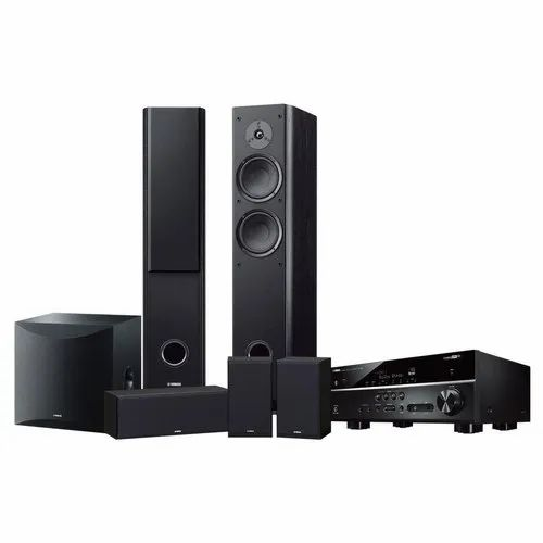 Yamaha NS-160 5.1 Channel Home Theater System