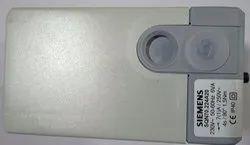 Ball SIEMENS make Actuators SQN70.224A20, Rotary Motion Valve