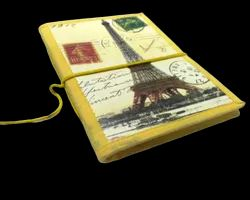 Designer Handmade Paper Writing Note Book