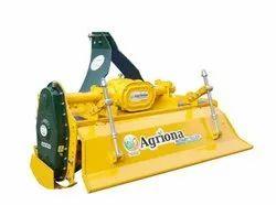 Agriona Rotavator 6 Feet, 48 Blades, Multi Speed Gama Rotavator for Medium Duty Operation
