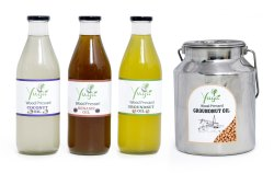 Lakdi Gana Cold Pressed Oil, Packaging Type: Bottle