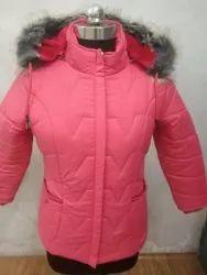 Full Sleeve Casual Jackets Ladies Jacket