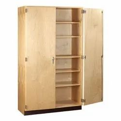 Assetmax Double Door Wooden Cabinets and Wardrobes, For Corporate office