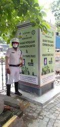 Puf Frp Eco Bio Modular Toilets