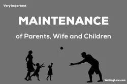 Legal Maintenance After Divorce, Delhi, Rohini