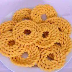 Podhigai Hand Murukku/ Kai Murukku, Packaging Size: Medium