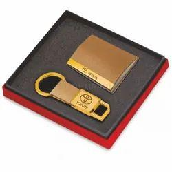 布朗2在1礼品套装 - 促销企业礼物