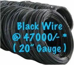 MS Black wire
