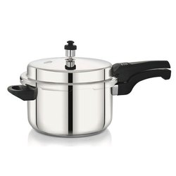 Diamond 1.5 L Stainless Steel Pressure Cooker, For Hotel, Restaurant & Home