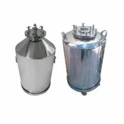 Unipack Sterile Pressure Vessel and Storage Vessel
