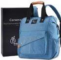 R For Rabbit Caramello Delight Diaper Bag For Mother Waterproof Maternity Bag (light Blue)