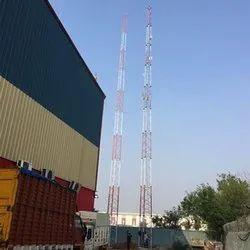 Iron Telecom Tower