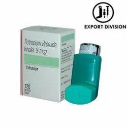 Tiova Inhaler (Tiotropium)