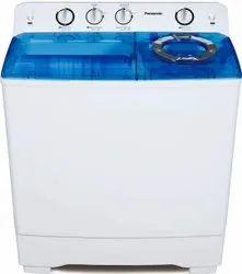 Panasonic 14kg Semi-Automatic Top Loading Washing Machine (NA-W140B1ARB, Blue) With Lint Filter