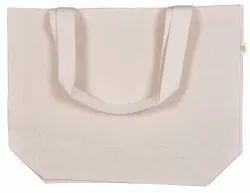 GREEN ATMOS Natural Cotton Canvas Bags - Heavy Duty - 20 x 15