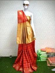 Mkc Banarasi Silk Saree