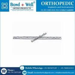 3.5 mm Orthopedic Implants Locking Broad Metaphysical Plate