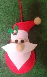 Felt Christmas Santa, Felt Christmas Stockings, Christmas Hanging, Christmas Decore