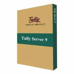 Single User Online/Cloud-based Tally Server 9 Software, For Windows