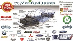 Genuine Meterial Genuie Used Car Spares, For Automotive