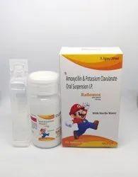Amoxicillin And Potassium Clavulanate Oral Suspension