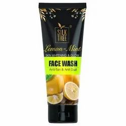 Lemon And Mint Face Wash, For Personal, Packaging Size: 100 Gm