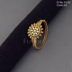 Traditional Openable Kundan Bracelet Kada