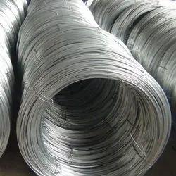 Silver MS Mild Steel Galvanized Wire, 70 Kg