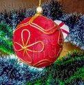 Unique Christmas Ball