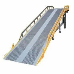 Hydraulic Dock Loading Ramp