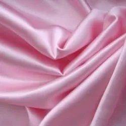Plain Malai Satin Fabric