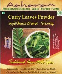 Aaharam's curry leaf powder
