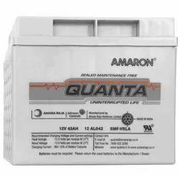 Amaron Quanta 12V 42Ah UPS SMF Battery