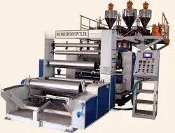 Stretch Film Extrusion Machinery Manufacturer And Exporter