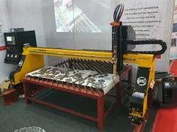 CNC PLASMA CUTTING MACINE