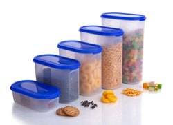 Modular Containers Oval Set Of 5