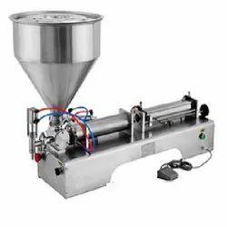 Table Top Liquid Filling Machine