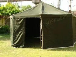 Round Military Tent
