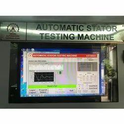 Digital Data Logger Automatic Stator Testing Machine, For Industrial