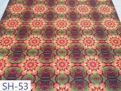 NON WOVEN PRINTED CARPET DESIGN NO - SH 53