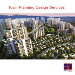 Town Planning Design Services, In Pan India